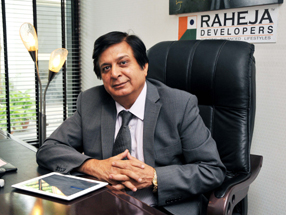 Urbanization is an essential part of most nations' – Navin Raheja