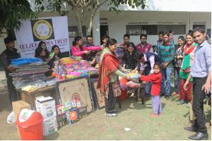 'School Chalo Abhiyan' Organized by Relief India Trust