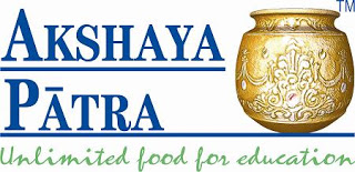 Akshaya Patra Foundation & Graffiti initiative on Social Media Day