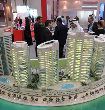 Hydra Properties Announces Completion of Phase 1 of 'Hydra Avenue' at Cityscape Abu Dhabi 2014