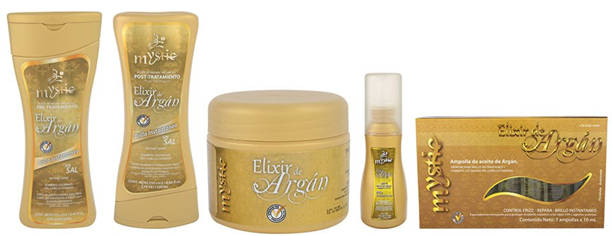 Menahem Michel Edery, Thermo Group launches New lines: Elixir Argan and Botox