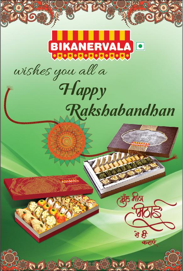 Bikanervala announces special Raksha Bandhan offers and contest