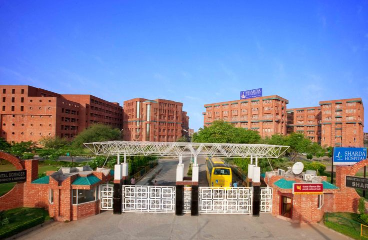 Sharda University is a leading Educational institution based at Greater Noida, Delhi NCR.