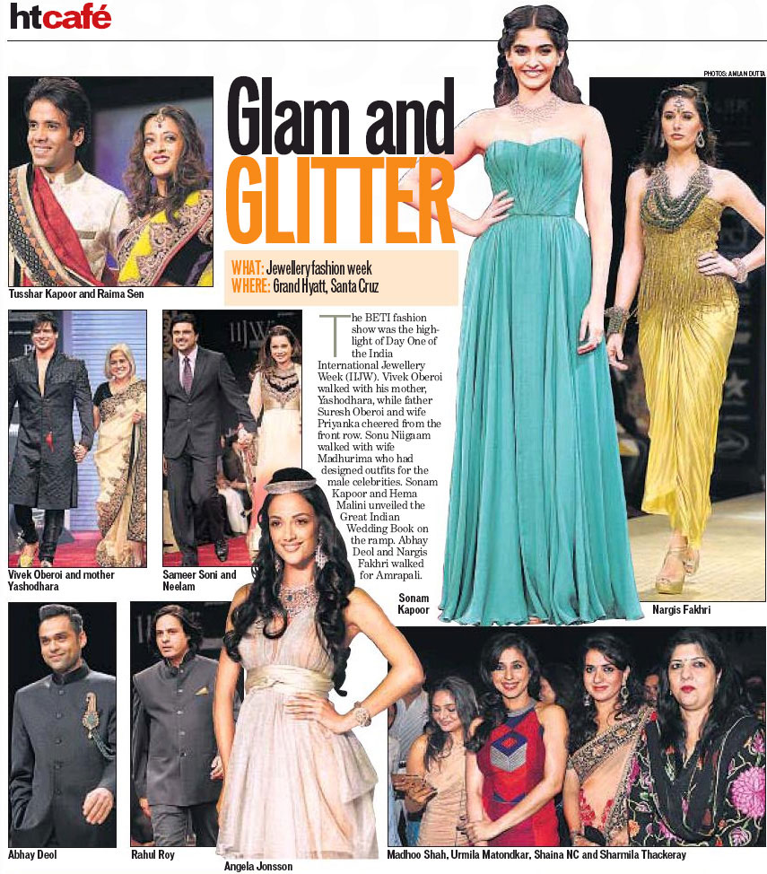 Gitanjali's BETI honored at Gr8! Women Awards
