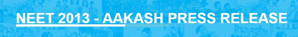 Akash-NEET-2013
