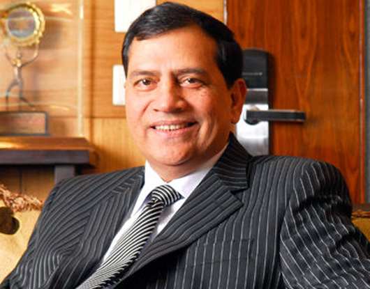CMD, Amrapali Group,Mr Anil Sharma thinks time is good for realty