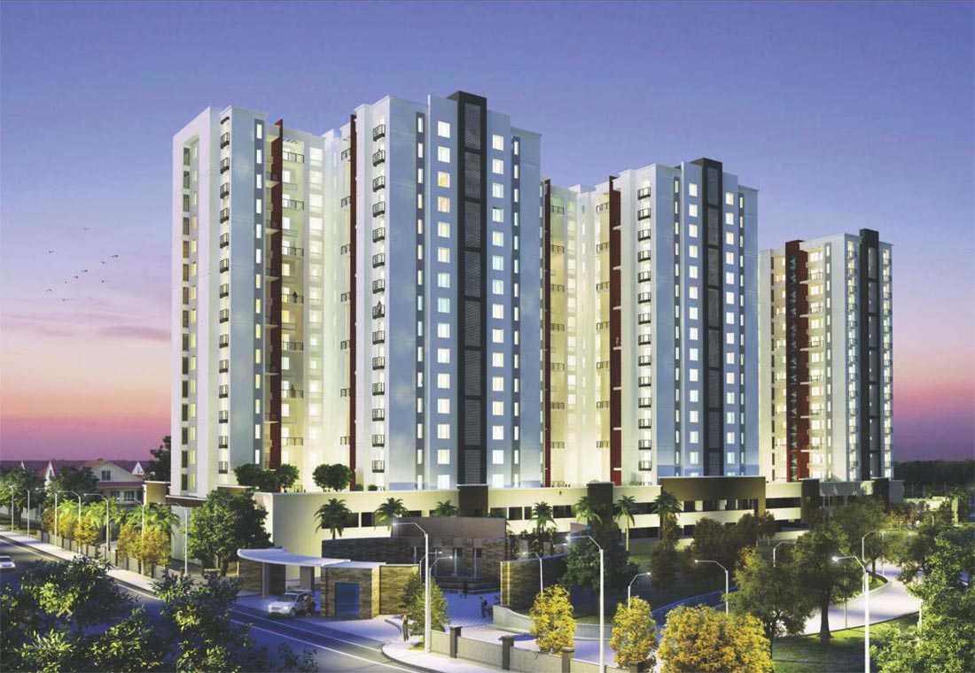 Gera Developments Trinity Towers