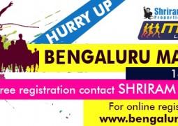 bengaluru marathon by shriram properties