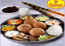 Haldiram Offered Special Navratri Fafe