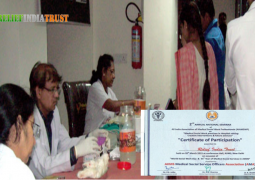 Relief India Trust participates in the 2nd annual National Seminar organized at AIIMS