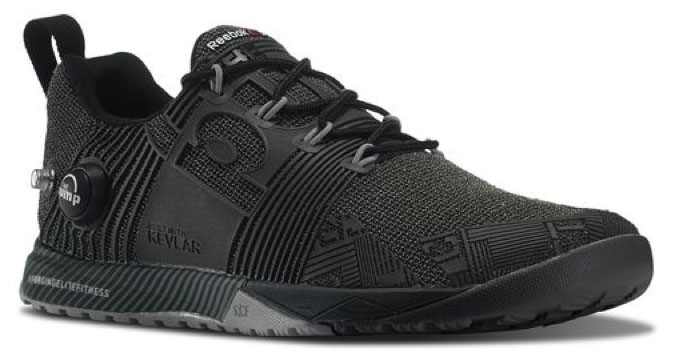Reebok launched CrossFit Nano Pump Fusion and new Zpump Fusion