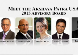 akshaya patra advisory board 2015 press room