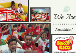 Eurokids Franchise – Pre-School Education