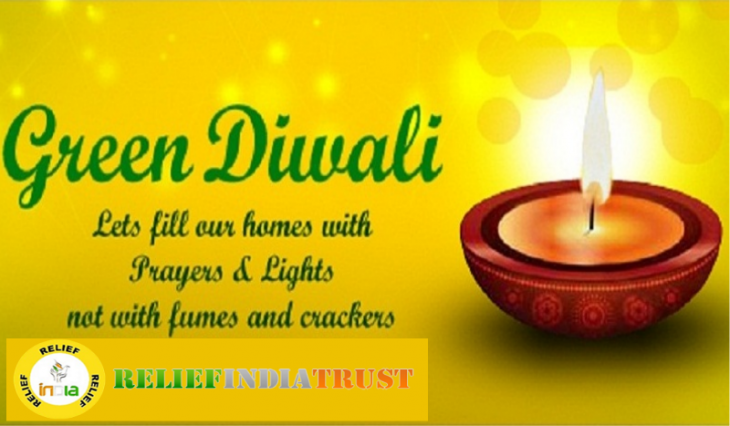 Relief India Trust to run campaign for an eco-friendly Diwali