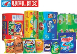 Huge revenue consolidated by Uflex ltd.