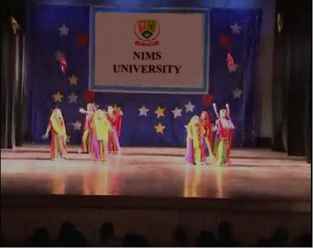 'Young Artist of Ravindra Rangmanch Theatre' promoted by Chairman of NIMS