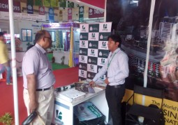 Aadhar Group , one of the leading real estate companies in Delhi-NCR, had put up a stall at the trade fair.