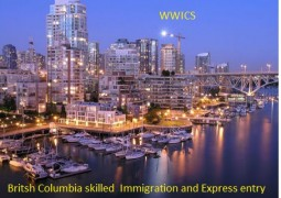 British Columbia skilled Immigration services