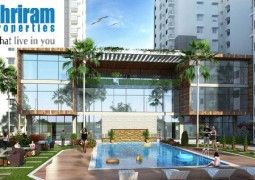 Shriram Properties acquired major lands in Bangalore
