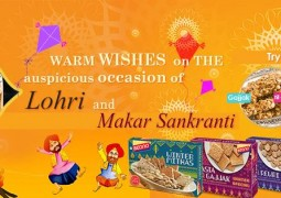Bikano introduces lohri winter delight