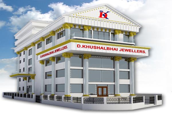 DKhushalbhaiJewellers opened jewellery mall