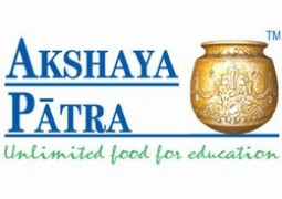 Akshaya Patra was awarded Platinum Award