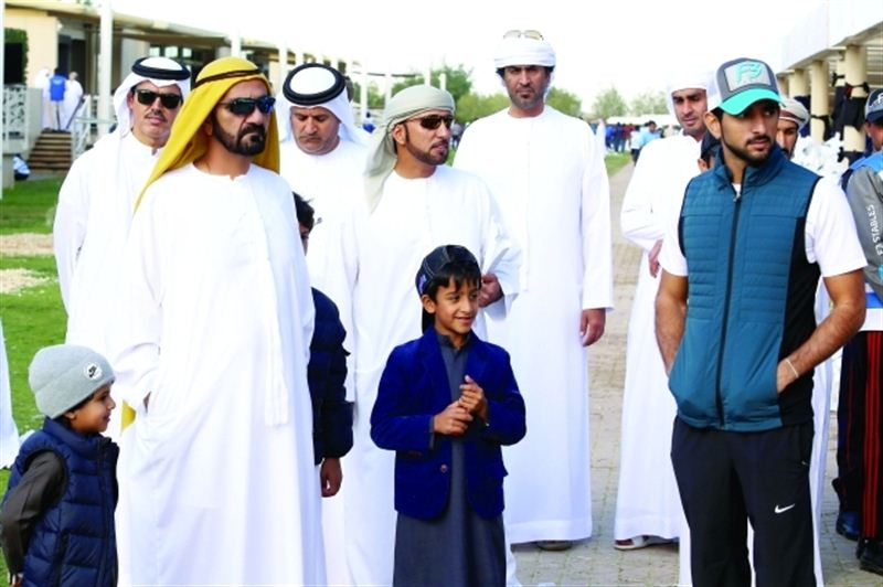 Mohammed-attends-Gamilati-Endurance-Cup