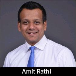 The Managing Director of AnandRathi Financial Services, Amit Rathi