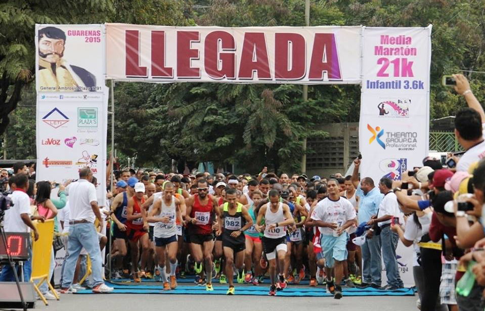Thermo Group sponsors Guarenas Marathon