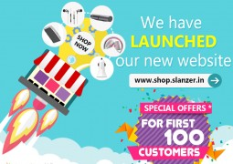 Slanzer Technology website launch