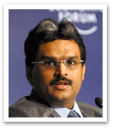 "Jignesh Shah honored with the ""US-India Businessman Award"""