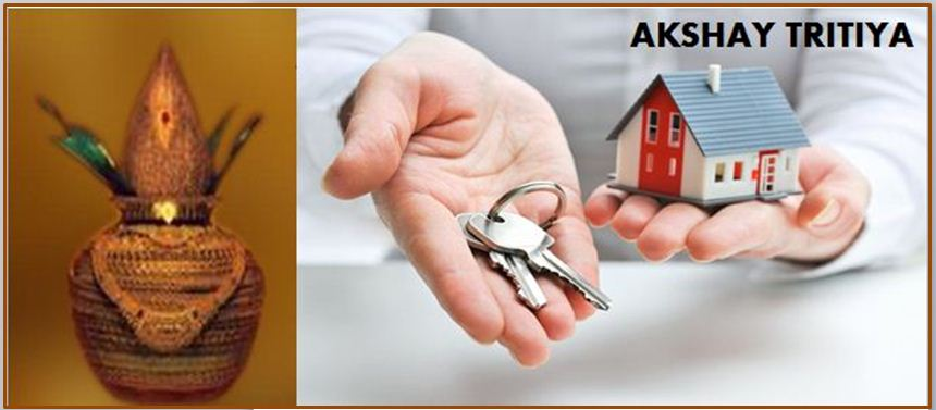 akshay tritiya to boost Real Estate Sector