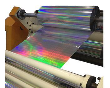 Uflex ltd. all set to demonstrate Holographic Thermal Lamination Film at Drupa'16