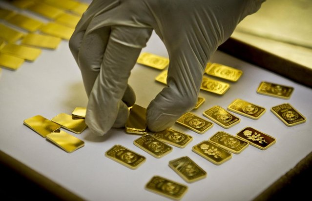 Gold is the ultimate investment in this moment : Umar Farooq Zahoor