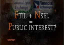 """Forced merger:Really in """"Public Interest""""?"""