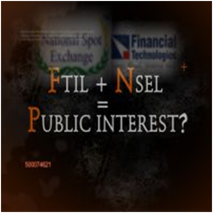 "Forced merger:Really in ""Public Interest""?"