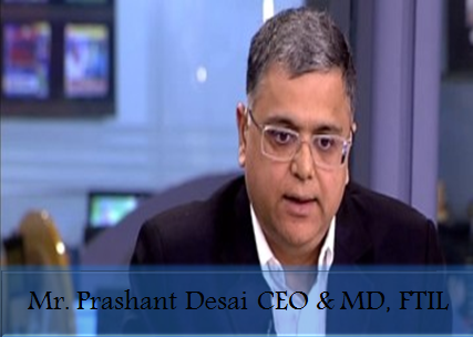 Prashant Desai – FTIL has full faith in judiciary