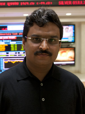 Jignesh Shah, The first Asian to be counted in 'Dominant Financial & Futures Industry Leaders' by FIA