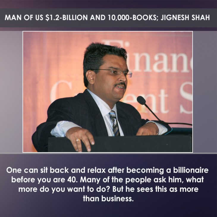 The Billionaire Tag Never Mattered to  FTIL's Jignesh Shah