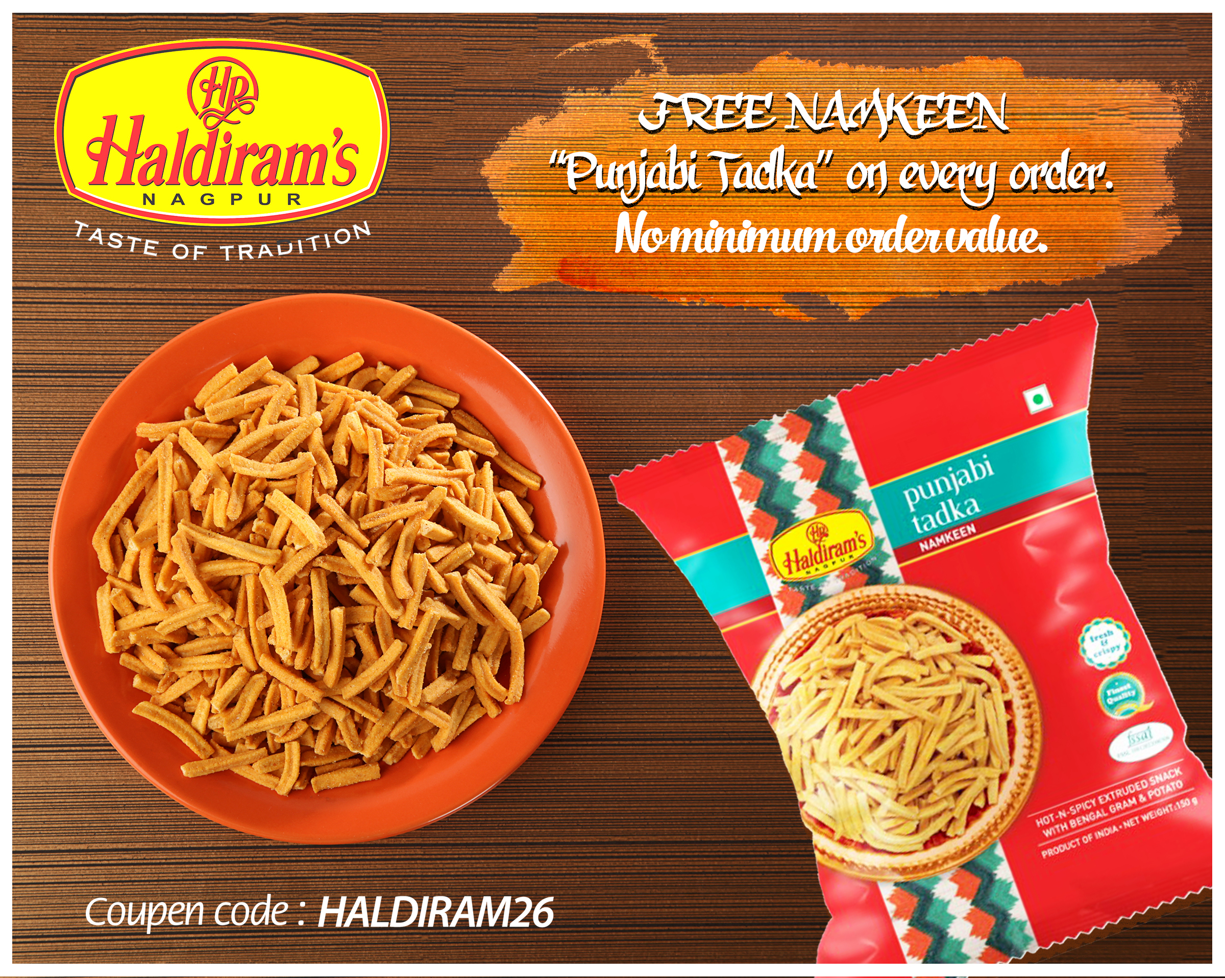 Haldirams, Haldirams Nagpur, Haldirams Nagpur Reviews, Haldirams Offer, Haldirams Namkeen