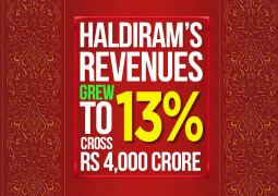 Haldirams surpasses various MNCs & regional rivals with revenue of over Rs 4,000 crore