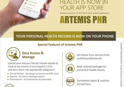 India's first Personal Health Record App launched