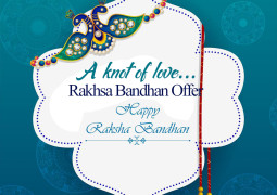 Exclusive Rakhi Offer on this Raksha Bandhan