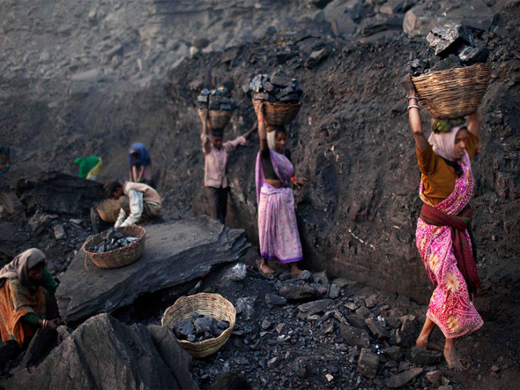 India's energy future majorly dependent on coal mining