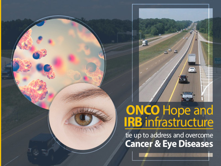 ONCO Hope and IRB Infrastructure tie up to address and overcome Cancer & Eye Diseases In Rural Thane and Dombivali