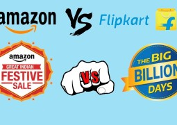Attractive Diwali Deals for All as the Race Flipkart vs Amazon begins