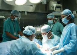 One of the Largest Ovarian Tumor Removed at AMRI Hospital Bhubaneswar