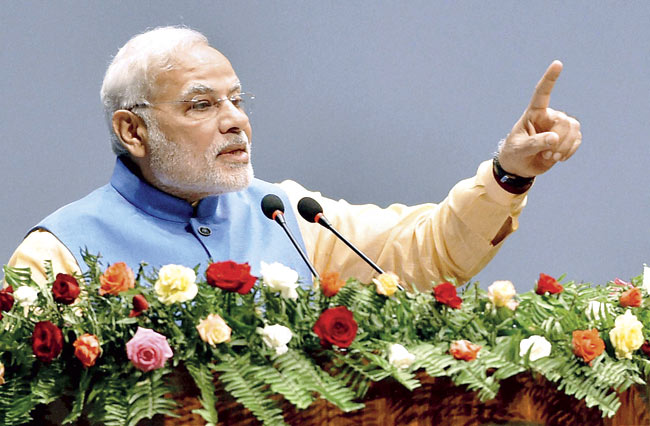 India 30 positions up in Ease of Doing Business: Narendra Modi slams opposition
