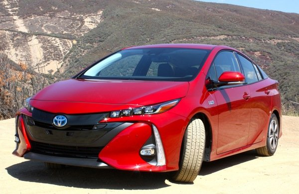 Toyota electric car in India to be launched , Signs MoU with Andhra Pradesh Govt