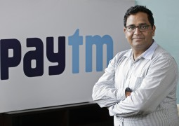How did Demonetization help Vjjay Shekhar Sharma's Paytm?